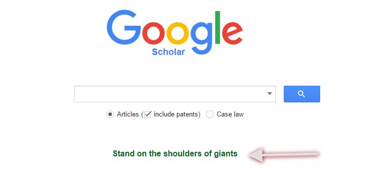 Build a Succesful Blog - Google Scholor
