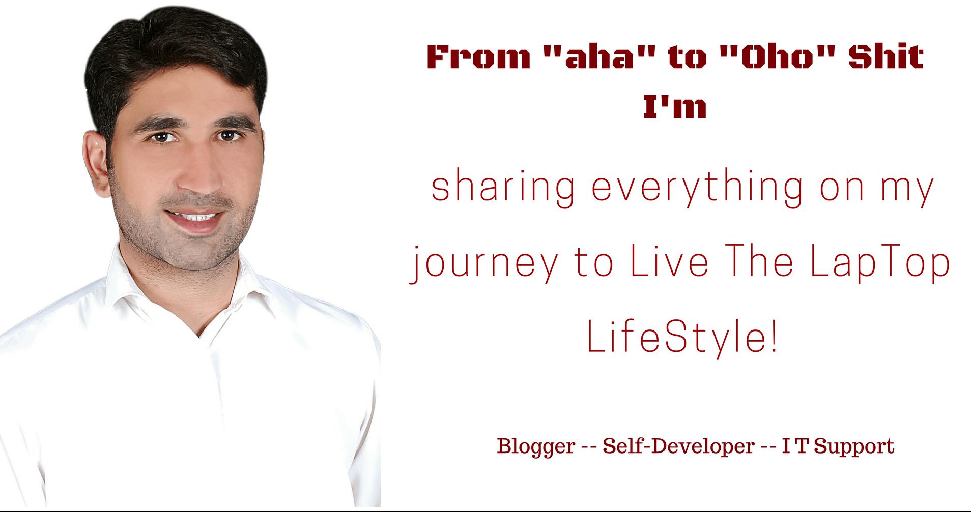 Build a Succesful Blog - Laiq Zada Blogger