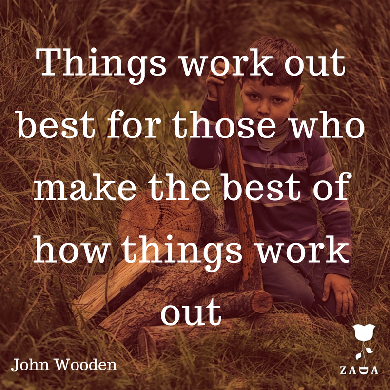 Build a Succesful Blog -Things work out best for those who make the best of how things work out.- --John Wooden