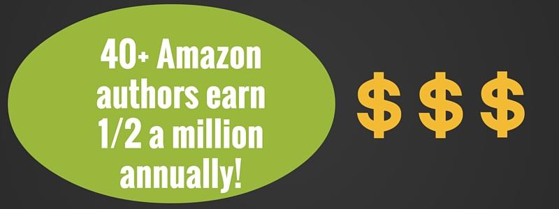Build a Succesful Blog - Amazon authors earn