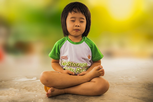 Build a Succesful Blog - Meditation kids