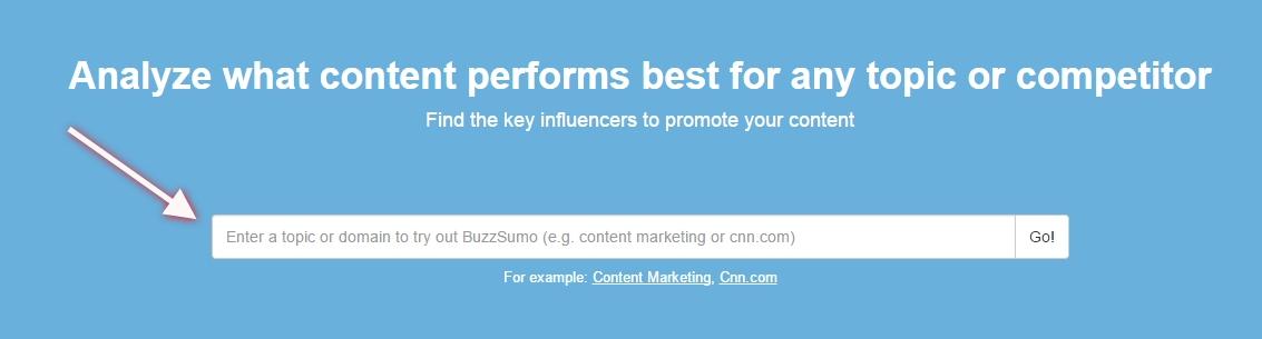 Build a Succesful Blog - Buzzsumo