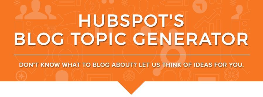 Build a Succesful Blog - Ideas Generator