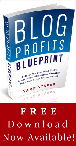 blog profit blue print