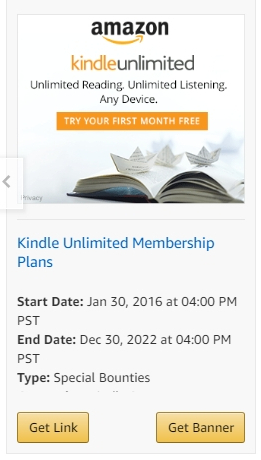 Build a Succesful Blog - Kindle Affiliate Products
