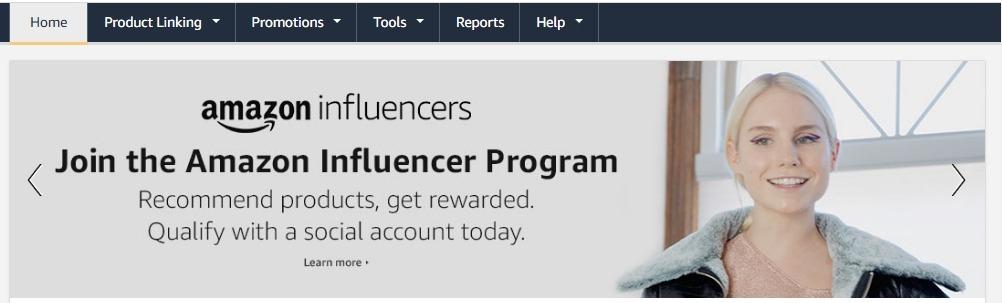 Build a Succesful Blog - Amazon Influencer