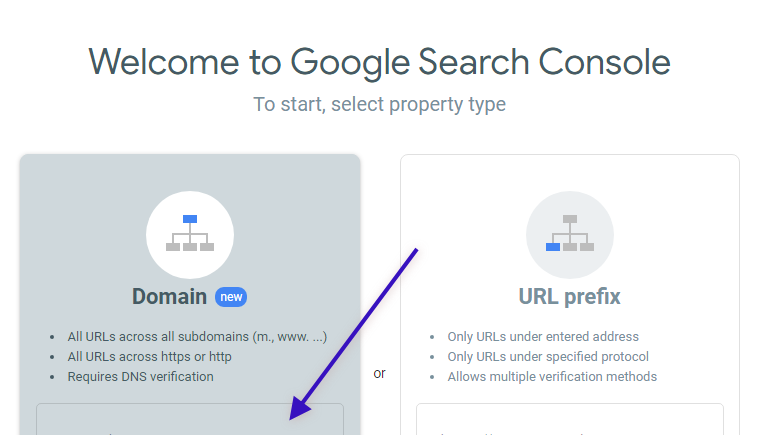 Expert Blogger Search Console Setup