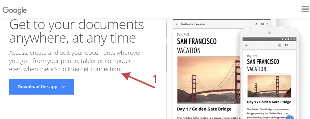 build a succeful blog - google doc