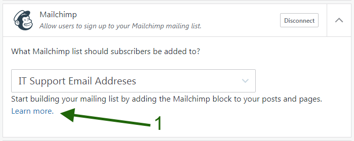 build-a-succesful-blog-mailchimp-setup