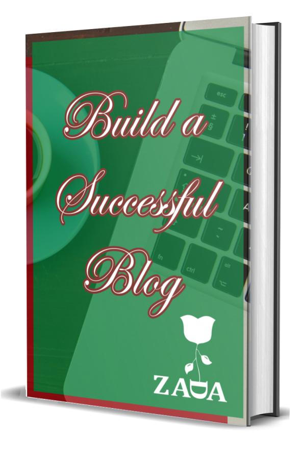 Build a succesful blog - widget side bar.