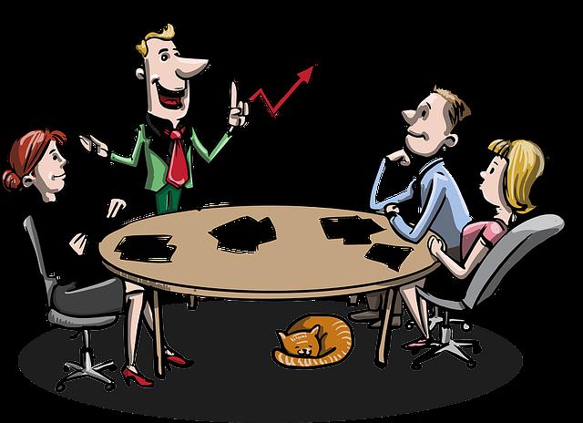 Build a successful blog - team work