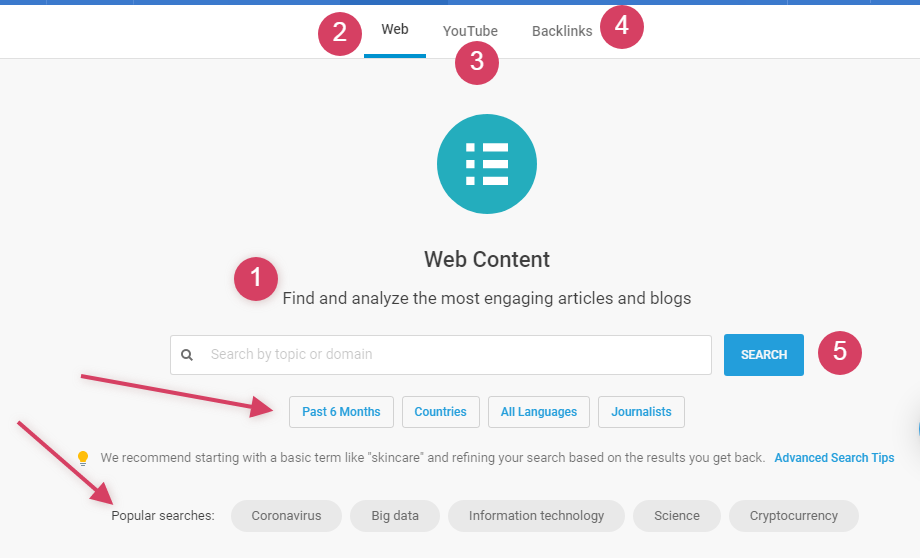 how to use buzzsumo effectively - expert bloggers